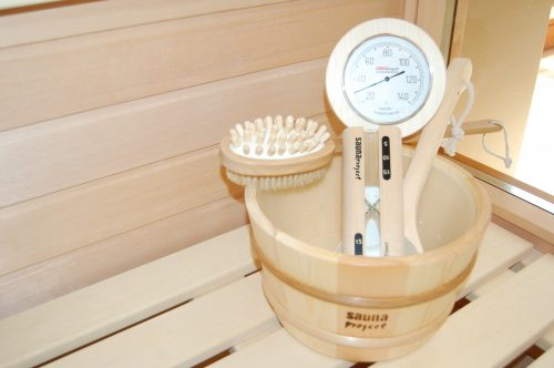 Domácí sauny