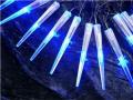 zajímavé světelné rampouchy