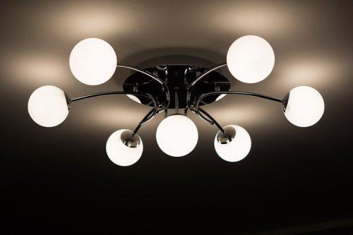 lustr do obýváku