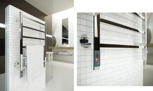 Designový radiátor do koupelny, zdroj: bathroombutler.co.za
