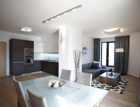 Můžete navštívit vzorový byt v první etapě, zdroj: kejruvpark2.cz
