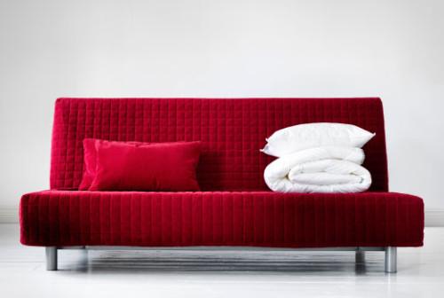 Rozkládací pohovka IKEA, zdroj: ikea.com