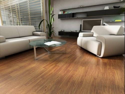 Ukázka vinylové podlahy, zdroj: plancher.cz