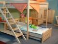 Patrová postel s flexibilním prostorem pod ní, zdroj: matrace-comfort.cz