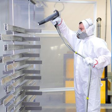 Technologie práškování kovů