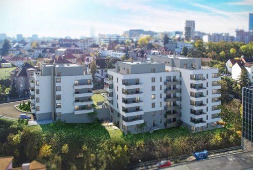 moderní byty v Praze 4